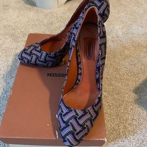 Missoni Shoes - Missoni Pumps